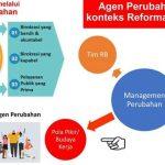 Pembinaan teknis Agen Perubahan Pemerintah Provinsi Bali